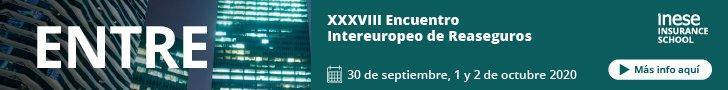 XXXVIII Encuentro Intereuropeo de Reaseguros