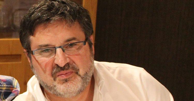 Xabier Saizar, presidente del Colegio de Mediadores de Seguros de Guipúzcoa