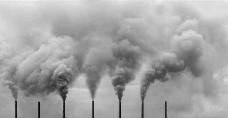 carbón - huella de carbono