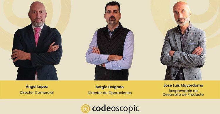 Codeoscopic realiza cambios en su estructura directiva