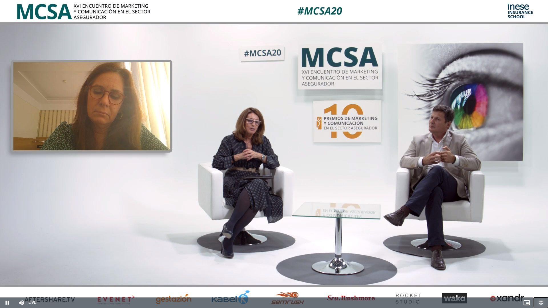 Mesa redonda sobre Comunicación y RSC