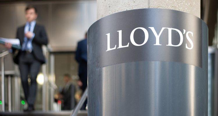 Interior del Lloyd's