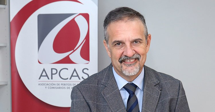 Fernando Muñoz, presidente de Apcas