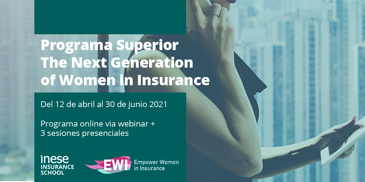 Programa Superior The Next Generation of Women in Insurance