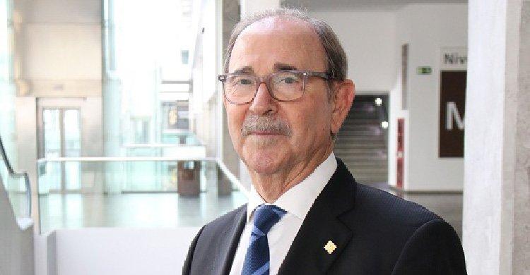 El presidente del Colegio de Mediadores de Seguros de Castellón, Antonio Fabrega