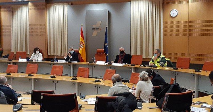 Fuerte caída de la siniestralidad en las carreteras españolas en 2020