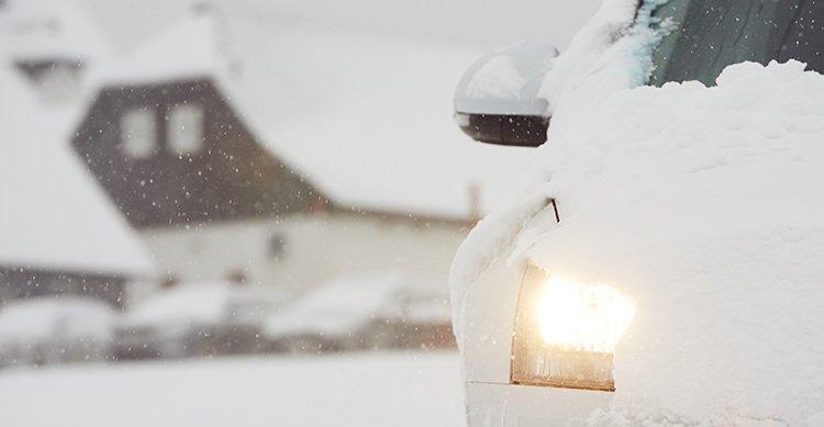 siniestralidad por nieve - borrasca Filomena