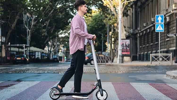 """De ser obligatorio, el seguro de los patinetes eléctricos debe ser """"proporcional al riesgo"""""""