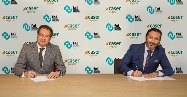 Caser impulsará la compra segura de inmuebles junto a la Federación de Asociaciones Inmobiliarias