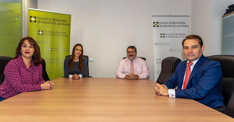 Junta de Gobierno del Colegio de Mediadores de Las Palmas