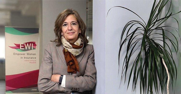 Mirenchu del Valle, secretaria general de UNESPA