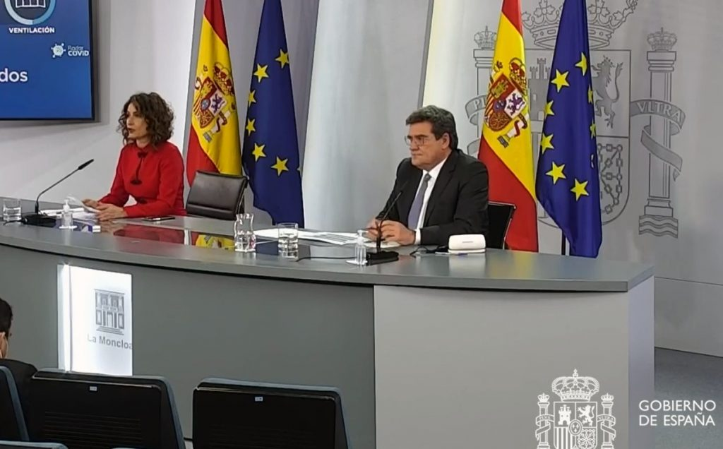 El Gobierno aprueba el nuevo complemento para reducir la brecha en pensiones