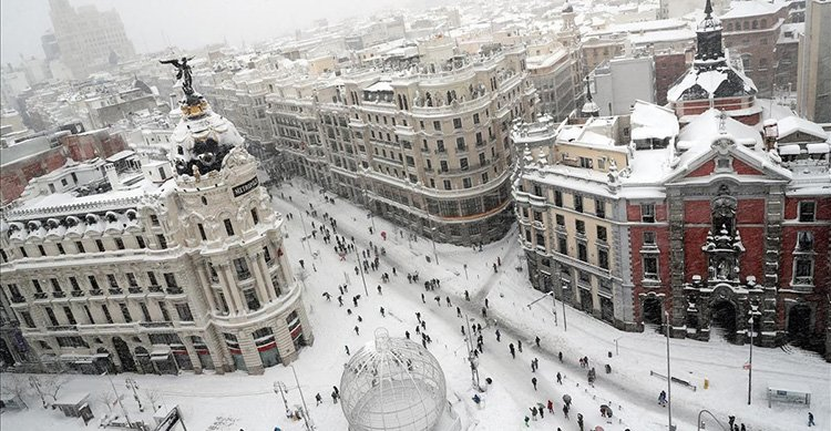 Filomena Madrid