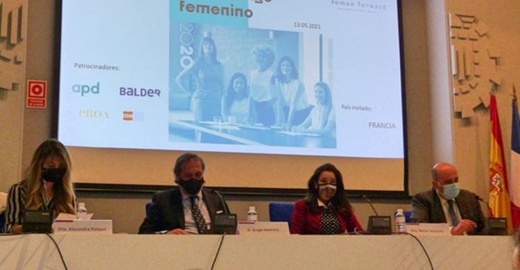 Se presenta el Anuario del Liderazgo femenino en España