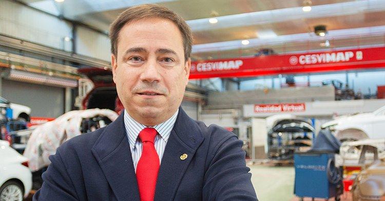 José Mª Cancer, director general de CESVIMAP