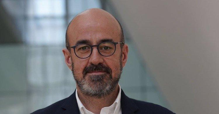 José Augusto García Navarro, presidente de la Sociedad Española de Geriatría y Gerontología