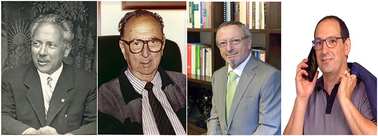 Cuatro generaciones en la correduría Godoy y Asociados de Girona