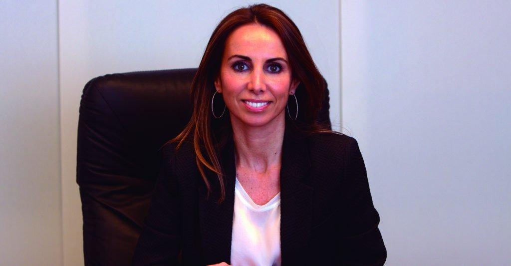 Mónica Herrera, premio Estimat Distribuidores del Colegio de Valencia